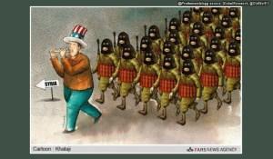 USA Modell des Kampfes gegen den Terrorismus