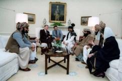 Taliban und Reagon
