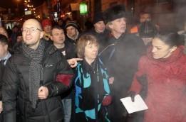 Arseniy Yatsenyuk-Ashton