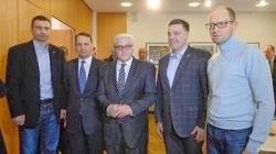 Steinmeier Partner: Mörder, Nazis, Todesschwadronen wie hier in Kiew