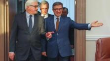 Steinmeier - Achmetow: Ukrainischer Oligarach und Verbrecher
