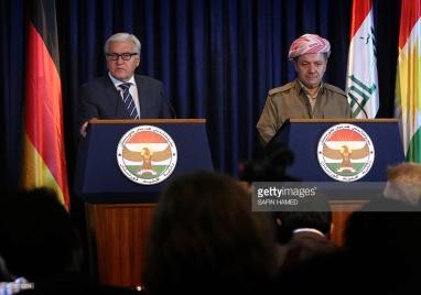 Steinmeier und der Langzeit Kurdische Verbrecher Clan: Barzani