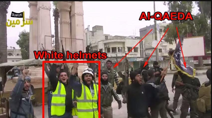 Bildergebnis für white helms child syria
