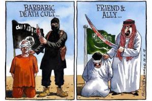Kein Moral, als Terroristen Financier, wie Volker Perthes