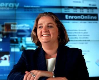 Louise Kitchen Berufsbetrügerin, im Vorstand von ENRON, Deutsche Bank