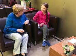 Merkel Greta