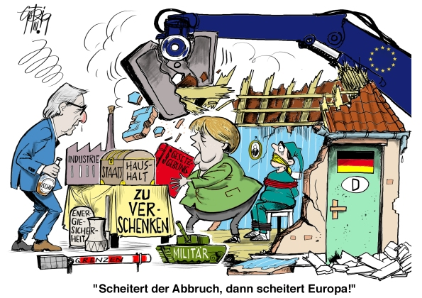 EU-merkel